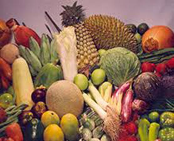 indian fruits and vegetables price list in global market